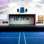 staging 12 by 4.2 stage extension built for cultural event at a local auckland school