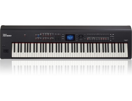 Backline Hire, hire a keyboard, Roland RD 800, stage piano hire