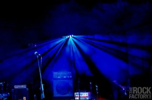 Band Setup - Basic DJ PA hire system, great for touring bands, dj sound system, school ball, hire dj pa