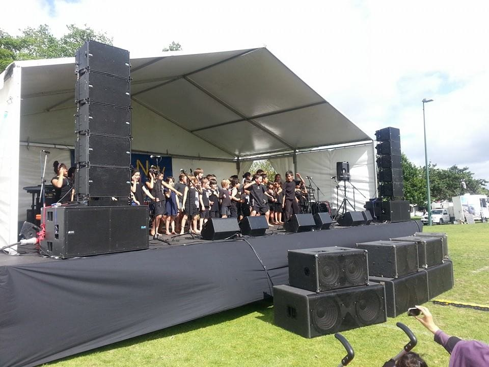 Hire a PA for your event