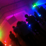 event production for school halls and gyms, discos and balls
