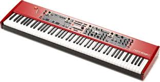 hire a keyboard, Backline for hire, hire a Nord keyboard, nord stage 88 hire