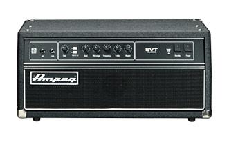 bass amplifier for hire, ampeg svt classic bass head, svt-cl