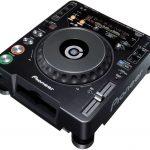 hire dj gear - pioneer cdj1000 or cdj2000