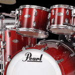 Band Backline hire Drum kit, Pearl Reference, drums for hire