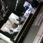 New Zealand Fashion Week Sound System setup for Sola Rosa