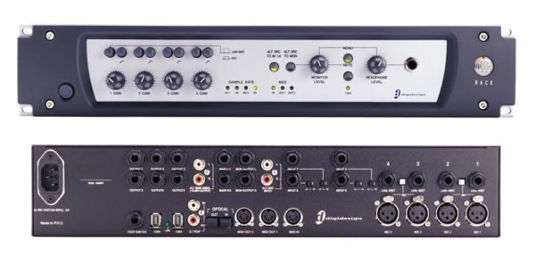 hire digi002, hire recording interface