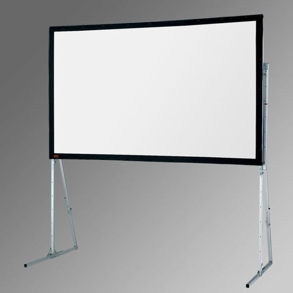 "hire projection screens Fast Fold 150"" Rear & Front Projection Screen"