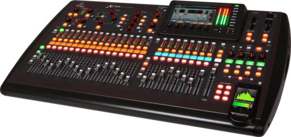 Hire Mixing Desk - Digital