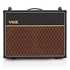 guitar amplifier hire, hire a guitar amp, guitar combo amplifier, vox ac30 hire
