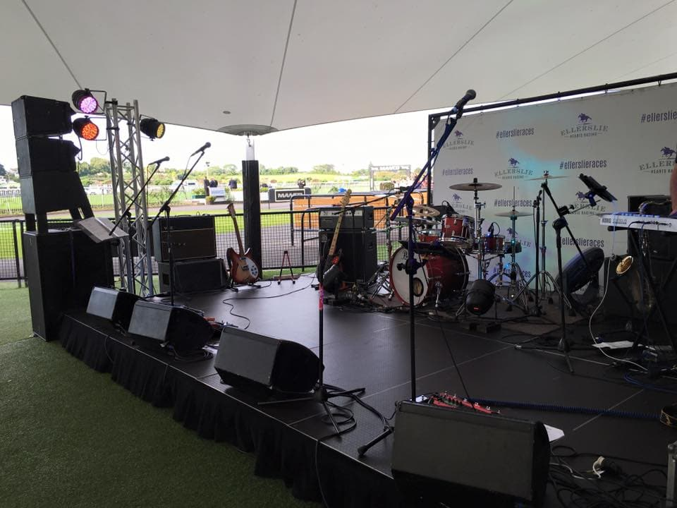 Band for hire, Shane Cortese and The 8-Track Band, PA system hire, live sound hire, sound technician hire