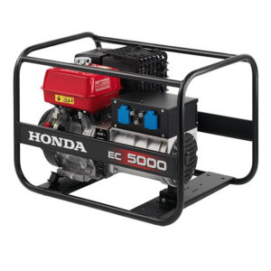 hire a generator for your event