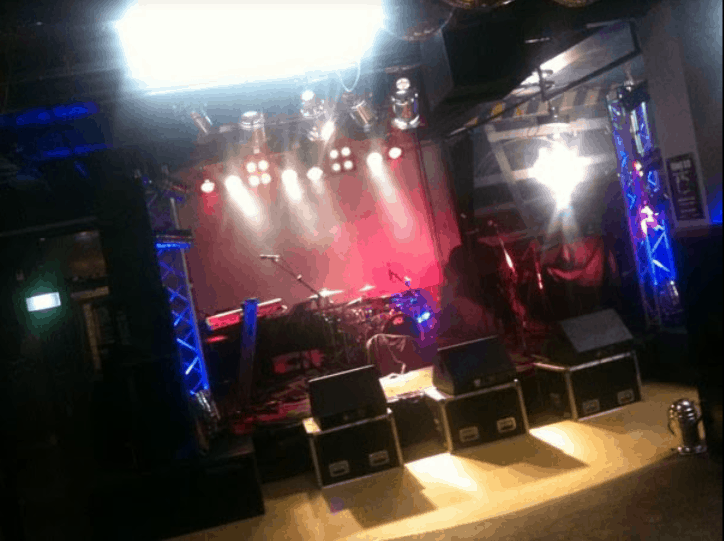 stage lighting hire auckland, party light hire